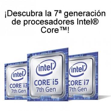 7ª Generación de procesadores Intel